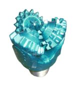 """3""""1/8 New MILL TOOTH TRICONE BIT Thread: N-ROD with open bearing Fluid Circulation: Center Hole"""