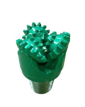 "3""1/2 New MILL TOOTH TRICONE BIT Thread: 2""3/8 API REG with open bearing Fluid Circulation: Center Hole IADC code: 311"