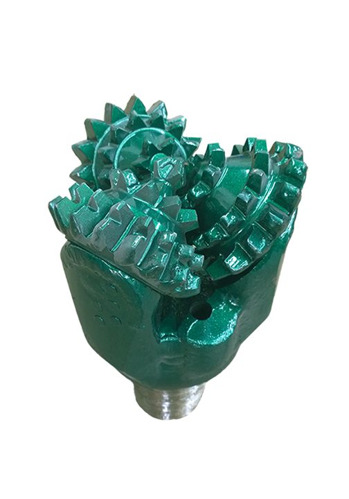 "6""3/4 New MILL TOOTH TRICONE BIT Thread: 3""1/2 API REG with open bearing Fluid Circulation: JET IADC code: 211"