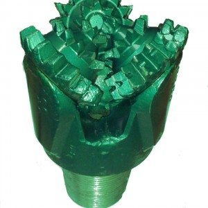 """7""""5/8 New MILL TOOTH TRICONE BIT Thread: 4""""1/2 API REG with open bearing Fluid Circulation: Center Hole"""
