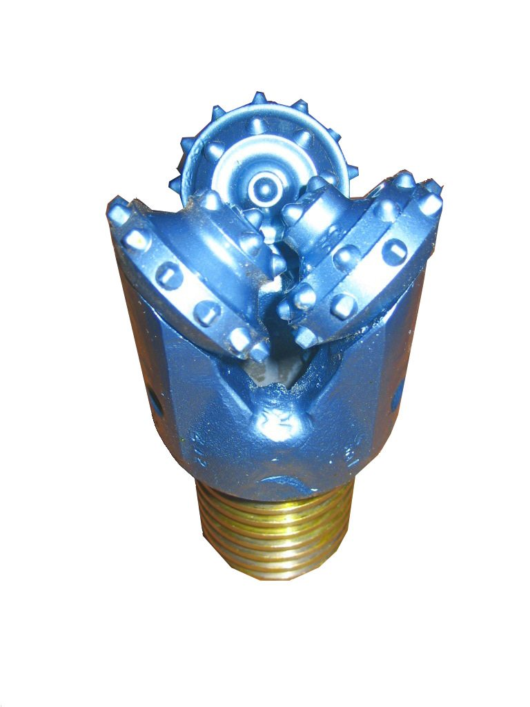 "2""5/8 New TCI TRICONE BIT Thread: N-ROD with open bearing Fluid Circulation: Center Hole IADC code: 731"