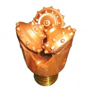"""2""""15/16 New TCI TRICONE BIT Thread: N-ROD with open bearing Fluid Circulation: Center Hole IADC code: 731"""