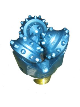 "4""1/8 New TCI TRICONE BIT Thread: 2""3/8 API REG with open bearing Fluid Circulation: Center Hole IADC code: 623"
