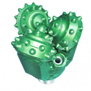 """5""""7/8 New TCI TRICONE BIT Thread: 3""""1/2 API REG with open bearing Fluid Circulation : Center Hole"""