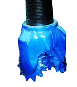 """This 12""""1/4 Rerun Mill Tooth (Steel Tooth) Tricone Bit"""