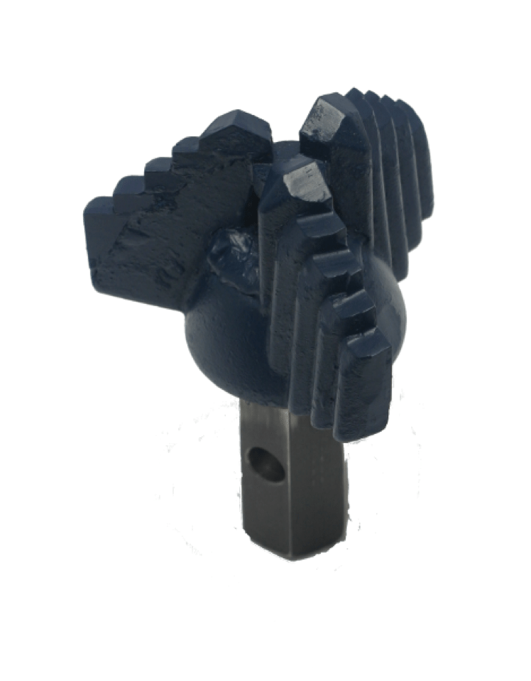 6″ step-type Blade bit 1″5/8 Hex