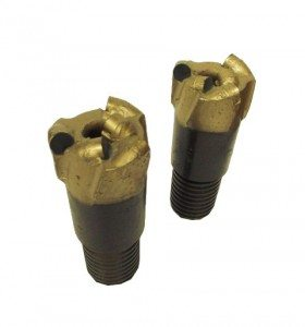 2″1/2 PDC DRILL BIT with 3 blades