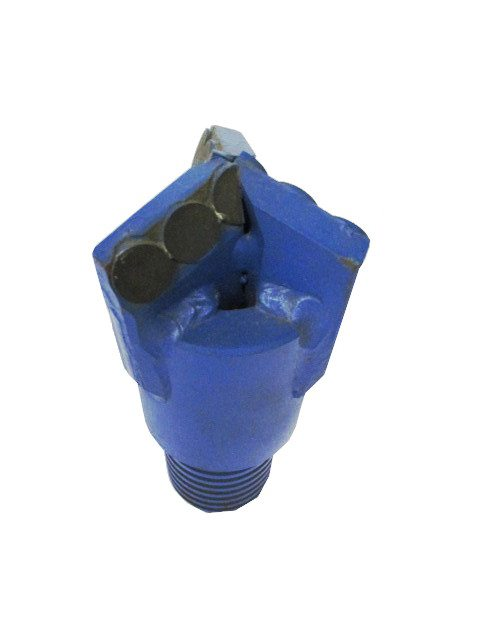 "2""5/8 PDC DRILL BIT with 3 Blades Cutters : 9 Cutters Size : 13mm"