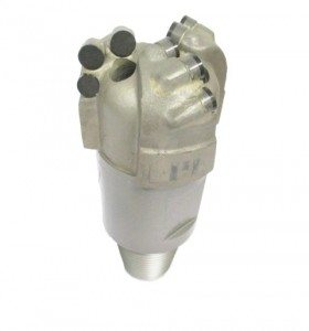 """3""""3/4 PDC DRILL BIT with 3 blades Cutters : 9 Cutters Size : 13mm"""