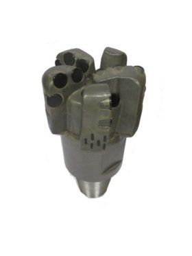 "4""3/4 PDC Drill Bit with 5 Blades Thread : 2""7/8 API REG PIN Cutters Size : 16mm Number of cutters: 15"