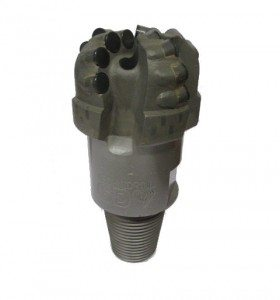 "4""3/4 PDC Drill Bit with 5 Blades Thread : 2""7/8 API REG PIN Cutters Size : 16mm Number of cutters: 19"
