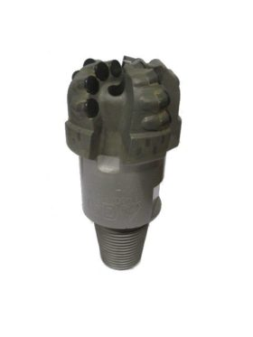 """4""""3/4 PDC Drill Bit with 5 Blades Thread : 2""""7/8 API REG PIN Cutters Size : 16mm Number of cutters: 19"""