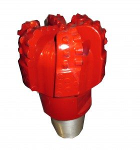 """7""""7/8 PDC DRILL BIT with 6 BLADES for Reverse Circulation Thread : 4""""1/2 API REG PIN Fluid Circulation: Center Hole for Reverse Circulation Cutters Size:16mm Number of Cutters:56"""