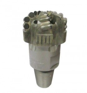 """4""""3/4 PDC Drill Bit with 5 Blades Cutters Size : 13mm Number of cutters: 19"""