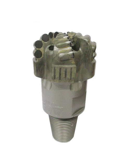 "4""3/4 PDC Drill Bit with 5 Blades Cutters Size : 13mm Number of cutters: 19"